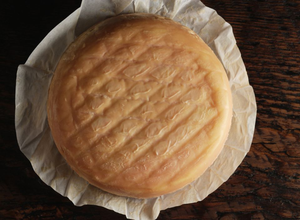 Epoisses is an AOC washed-rind cheese