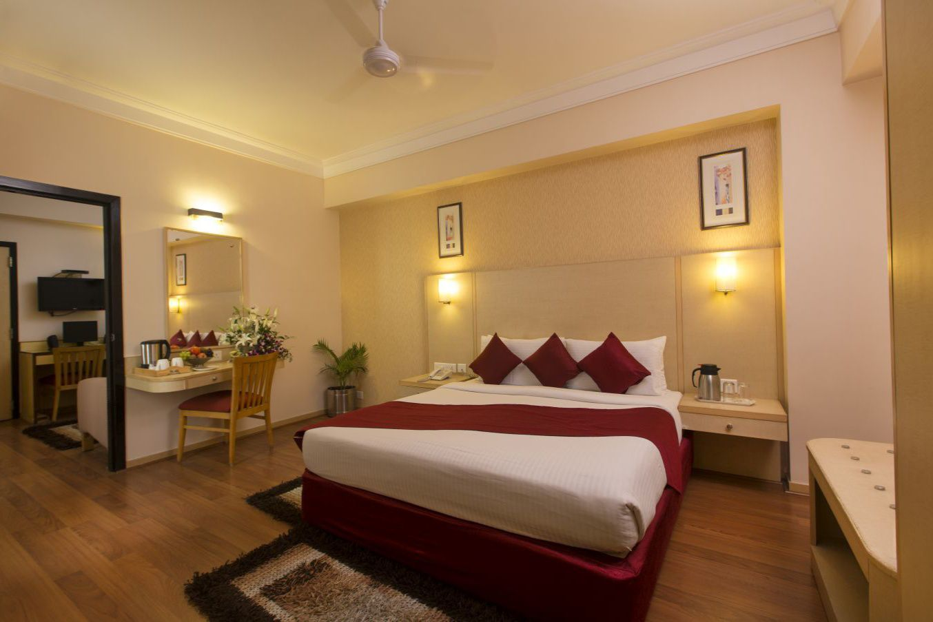 Aishwarya Suites 11 Best Guesthouses And Hotels In Mysore For All Budgets
