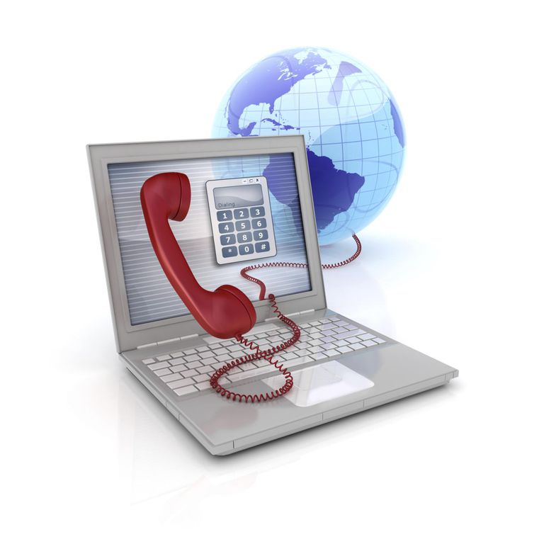 You can port your existing number to your new VoIP service