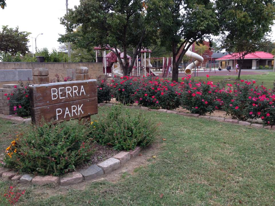 Berra Park on The Hill