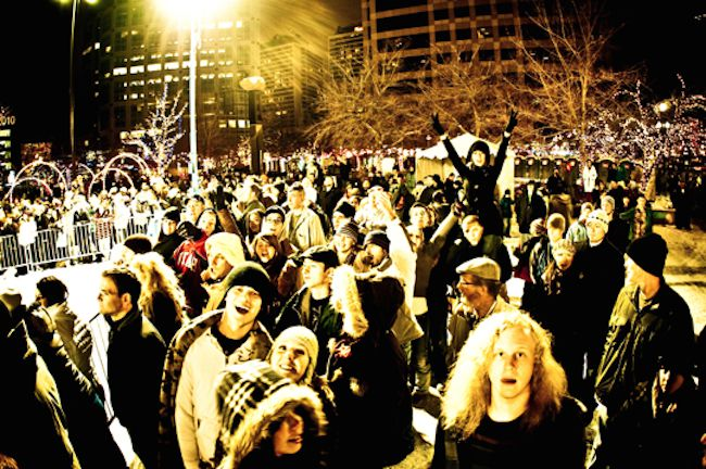 New Year's Eve Events in Salt Lake City, Utah