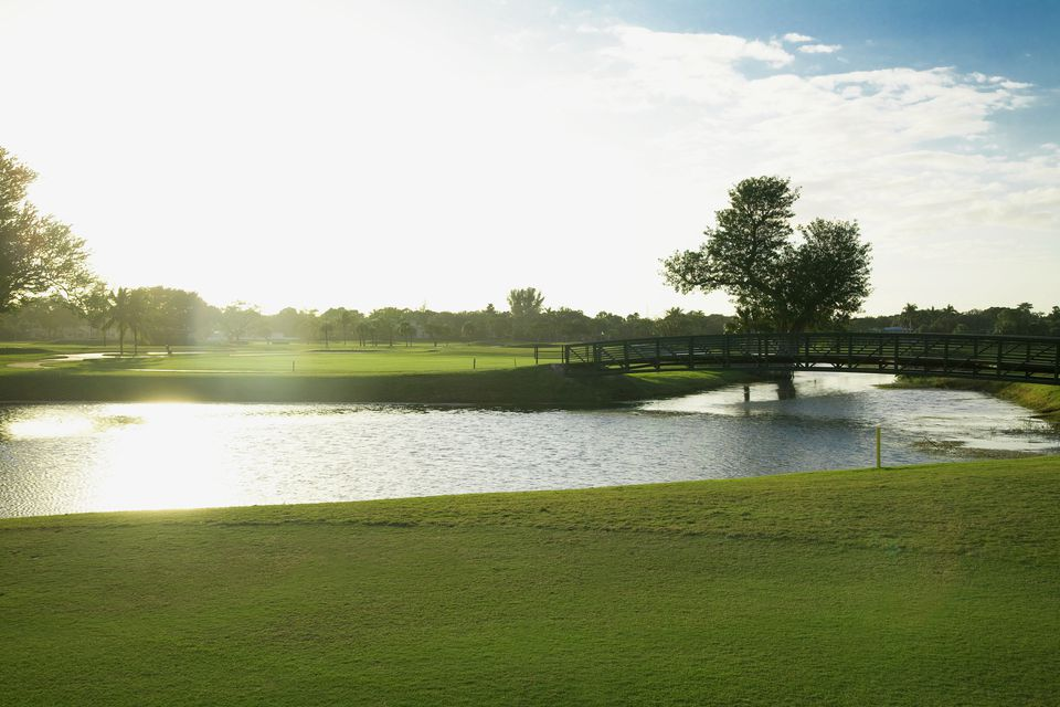 The Biltmore Golf Course in Coral Gables