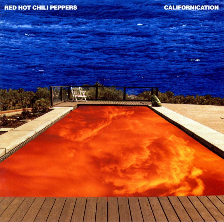 Californication Cover
