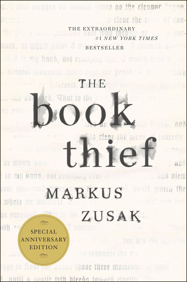 The Book Thief - Cover of 10th Anniversary Edition