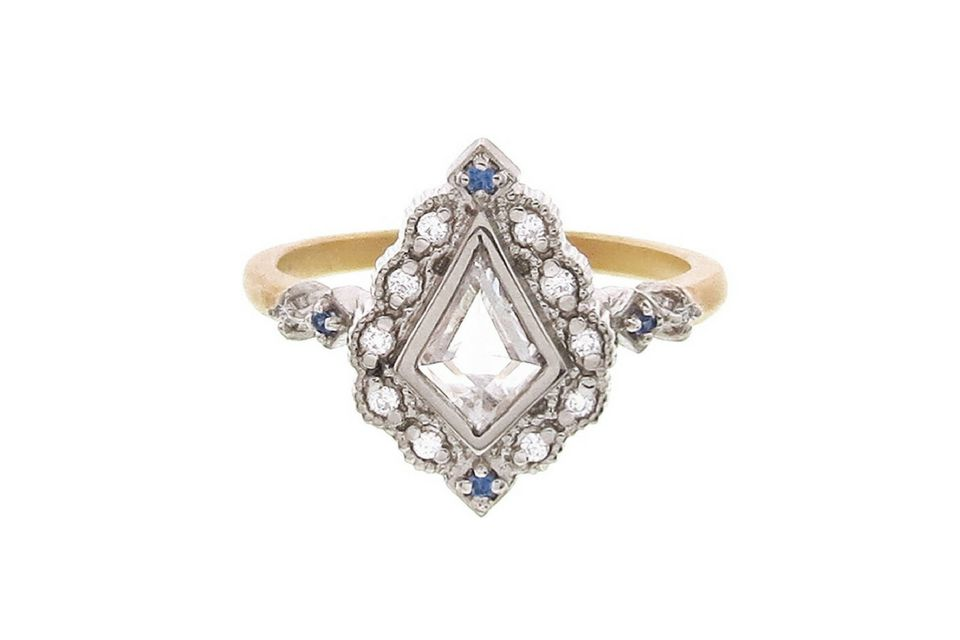 diamond rings unique exotic pinterest vintage vintageunique images kdddesign ring best cordelia engagement on