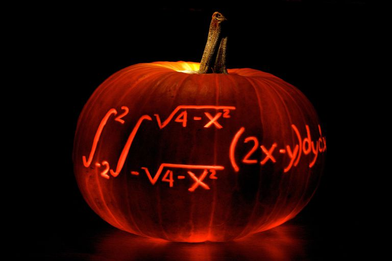 Grade 9 Math Worksheets Pdf Halloween Math Worksheets And Activities For All Ages Factors Maths Worksheets Word with Money Worksheet Generator Excel Carved Pumpkin With Math Equation Maths For Year 3 Worksheets