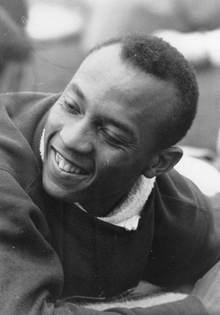 Olympic Star Jesse Owens