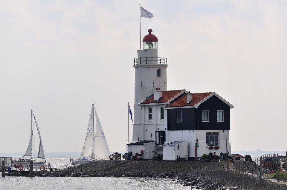 A Tourists Guide to Marken North Holland