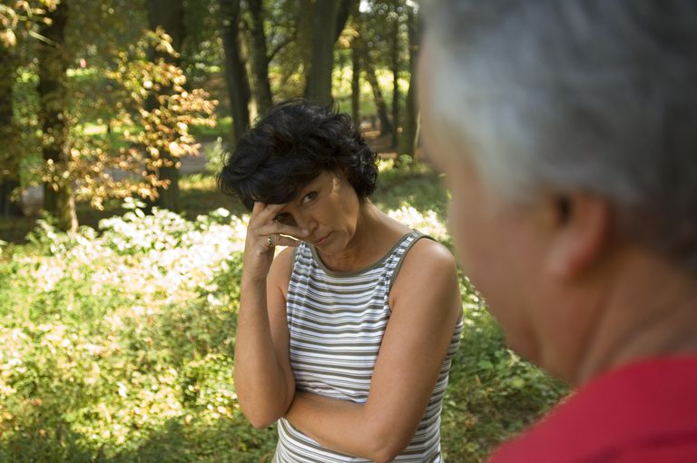 Spouse Accuses Partner of Cheating in Dementia