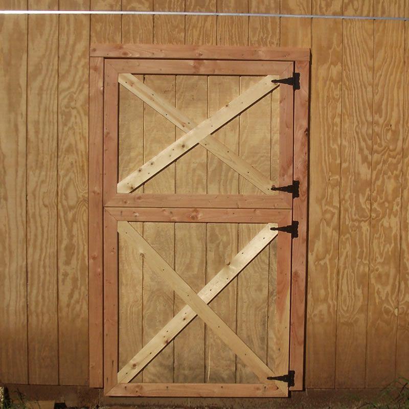 Free woodworking plans for building barn doors for Barn door design plans