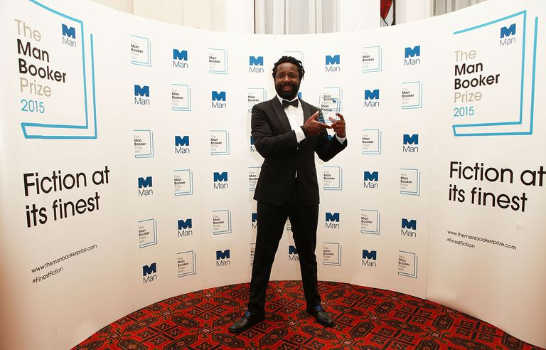 2015 Man Booker Prize For Fiction - Winners Reception