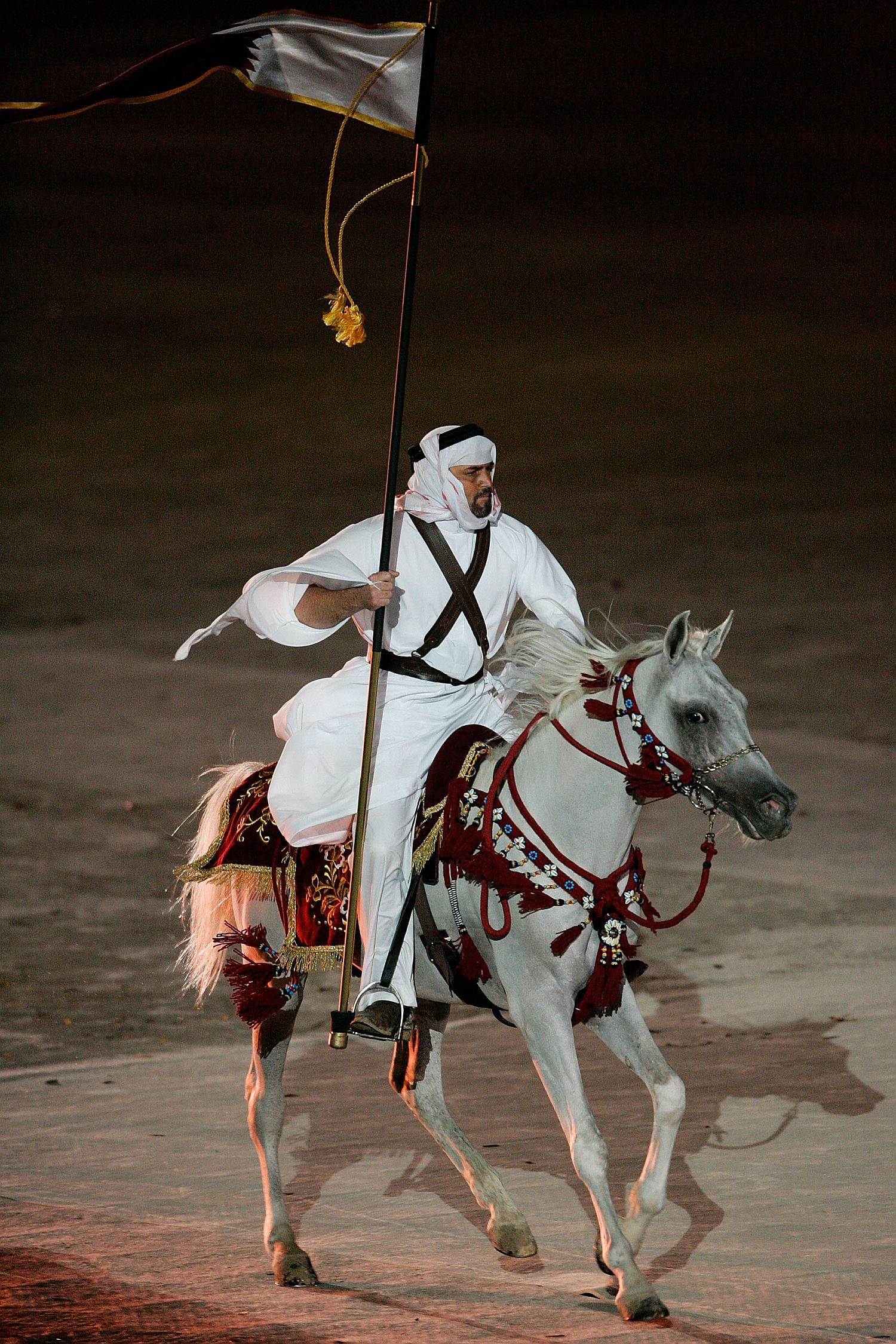 the history and the characteristics of the arabian horse