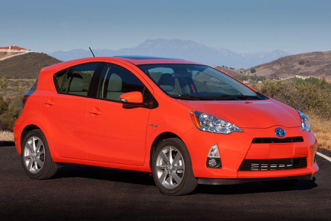 Ten Most Fuel-Efficient Cars of 2014