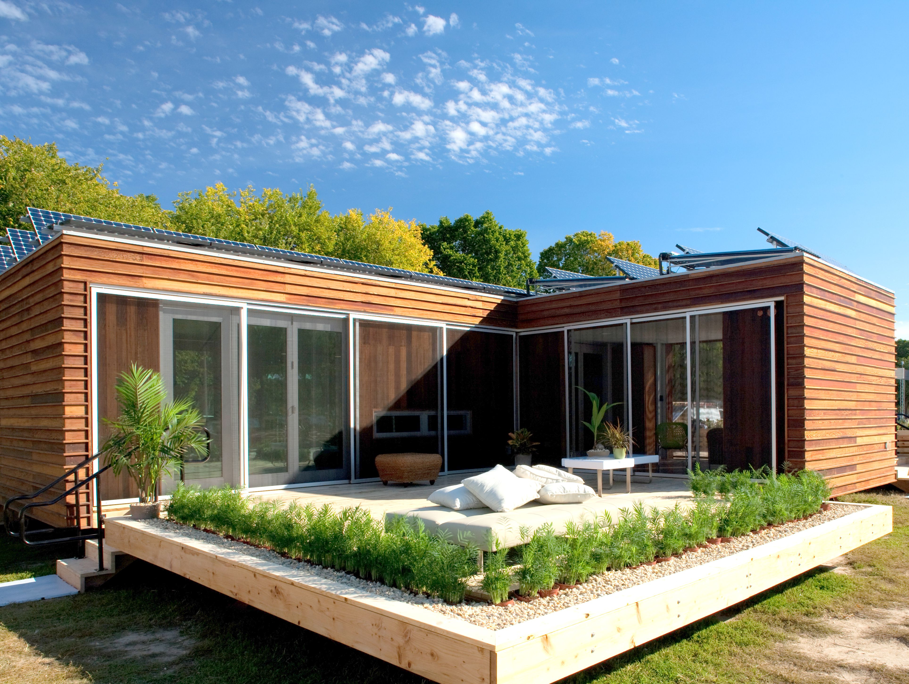 Design house 20x50 - 5 Budget Friendly Tips For Building Or Renovating A Green Home