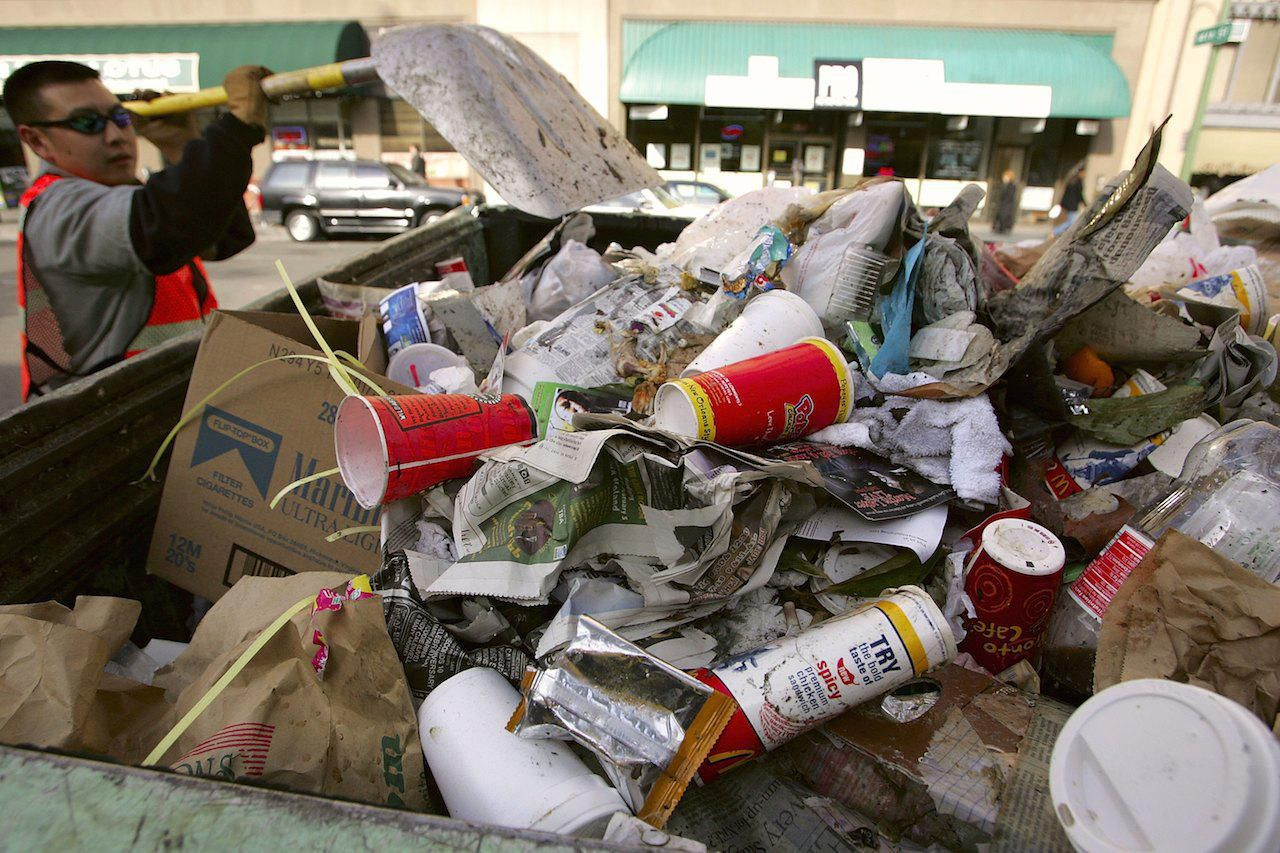 recycling reducing reusing Keeping stuff from being thrown away doesn't start with recycling find ways to reduce your trash look for ways to reuse or repair items that still function.