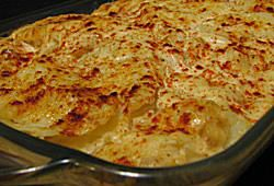Hungarian Potato Casserole