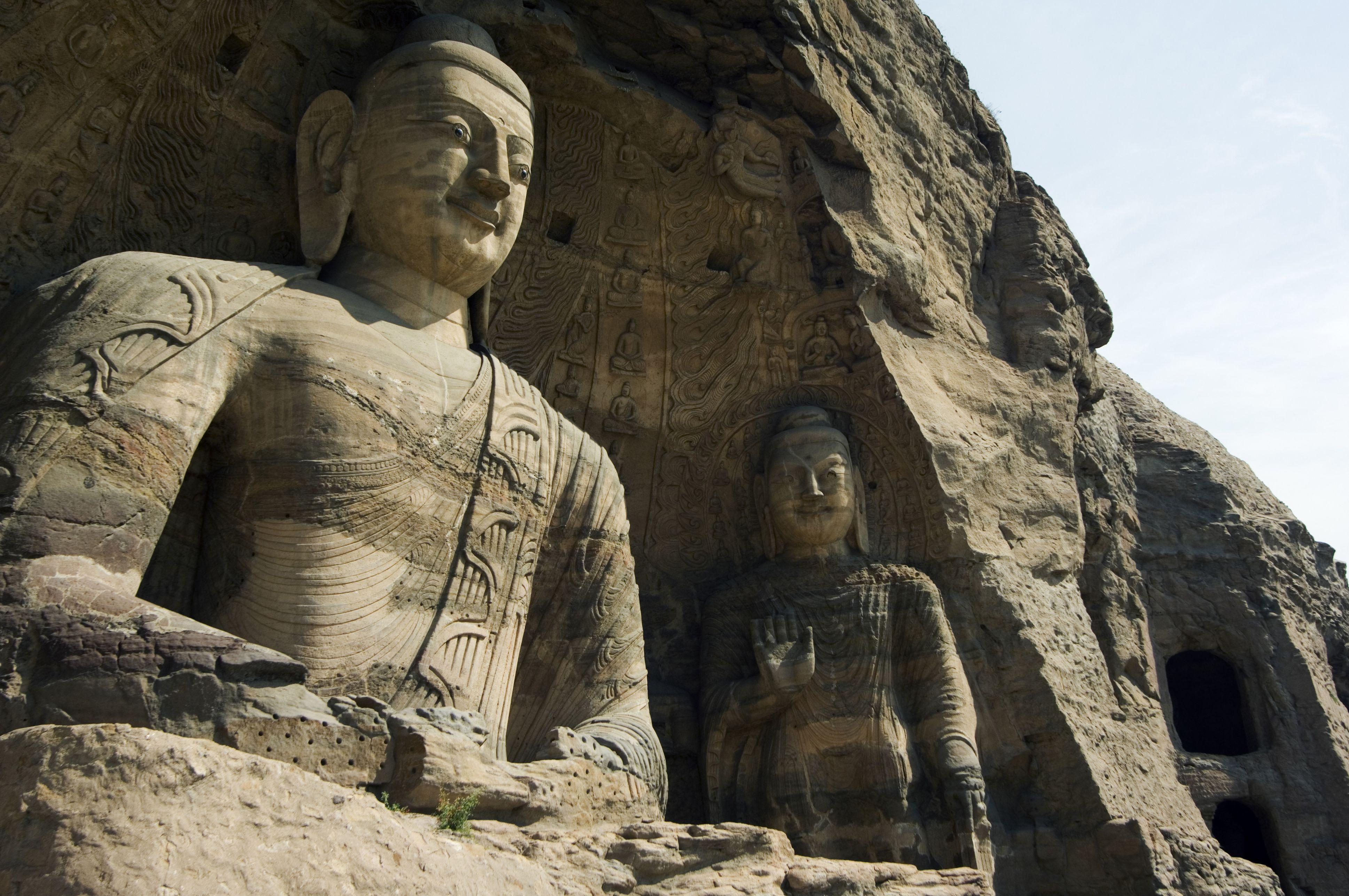 dbq 1 spread of buddhism in