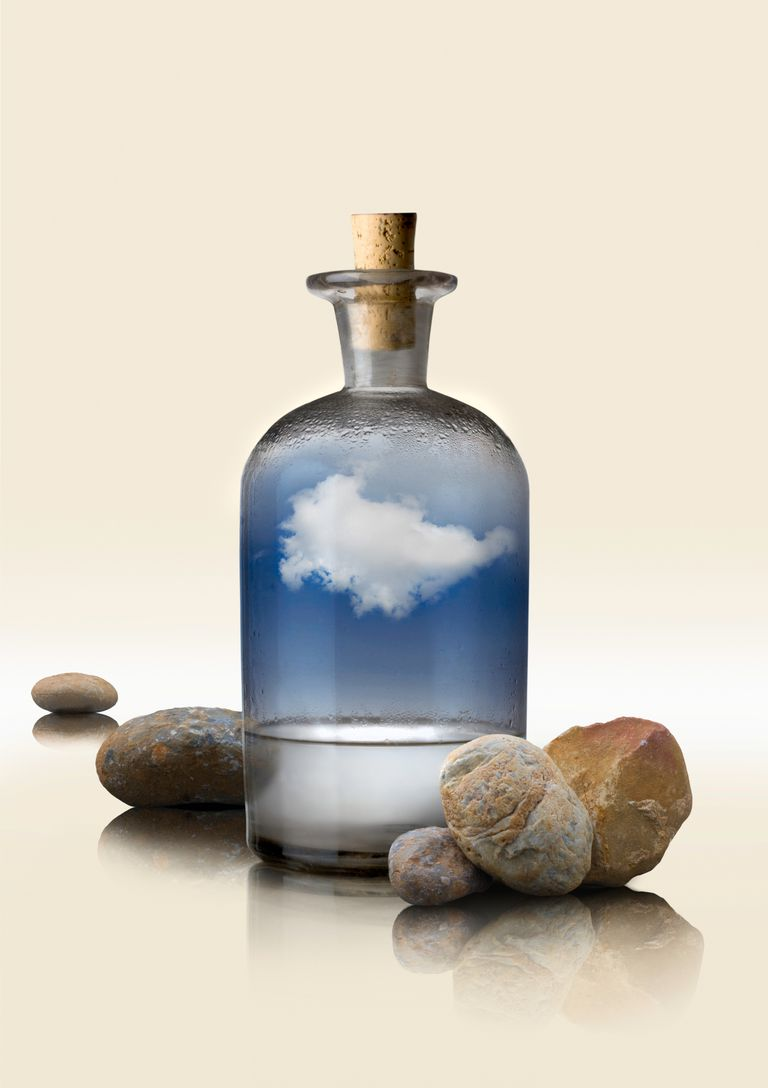 cloud-in-bottle