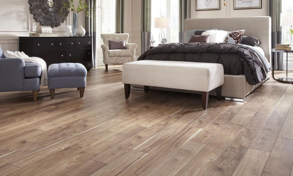 vinyl wood plank flooring peel and stick luxury installation cost amazon