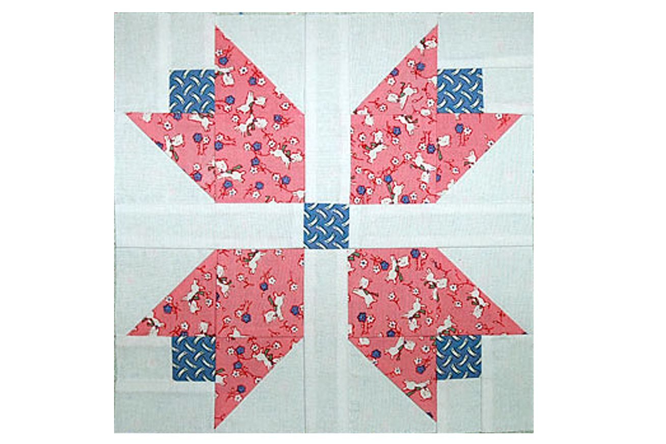 12 Quilt Block Patternstchwork Tulips Quilt Block Pattern Crazy