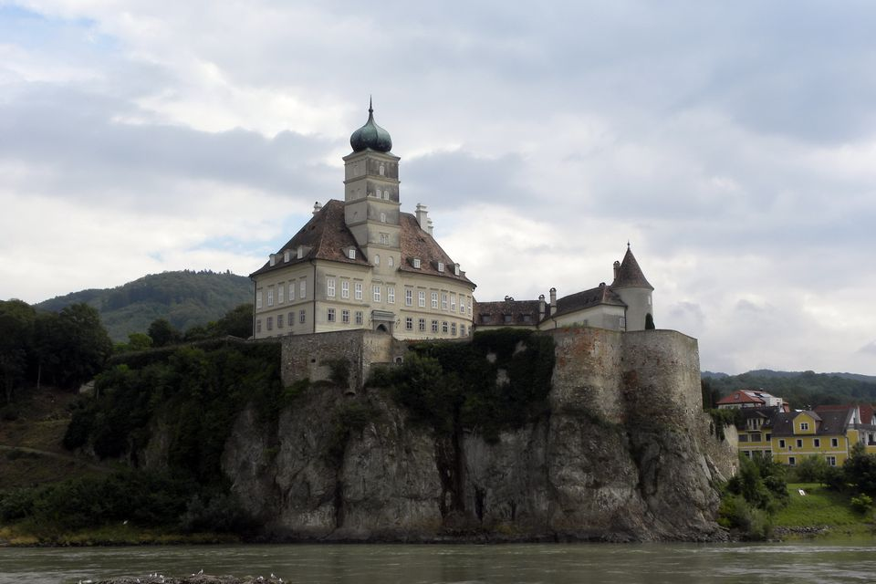 Wachau Valley of the Danube River