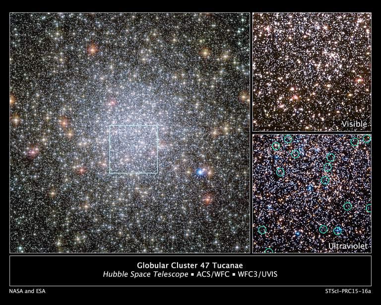 an illustration of a globular cluster