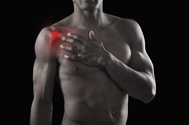 athlete with arthritis