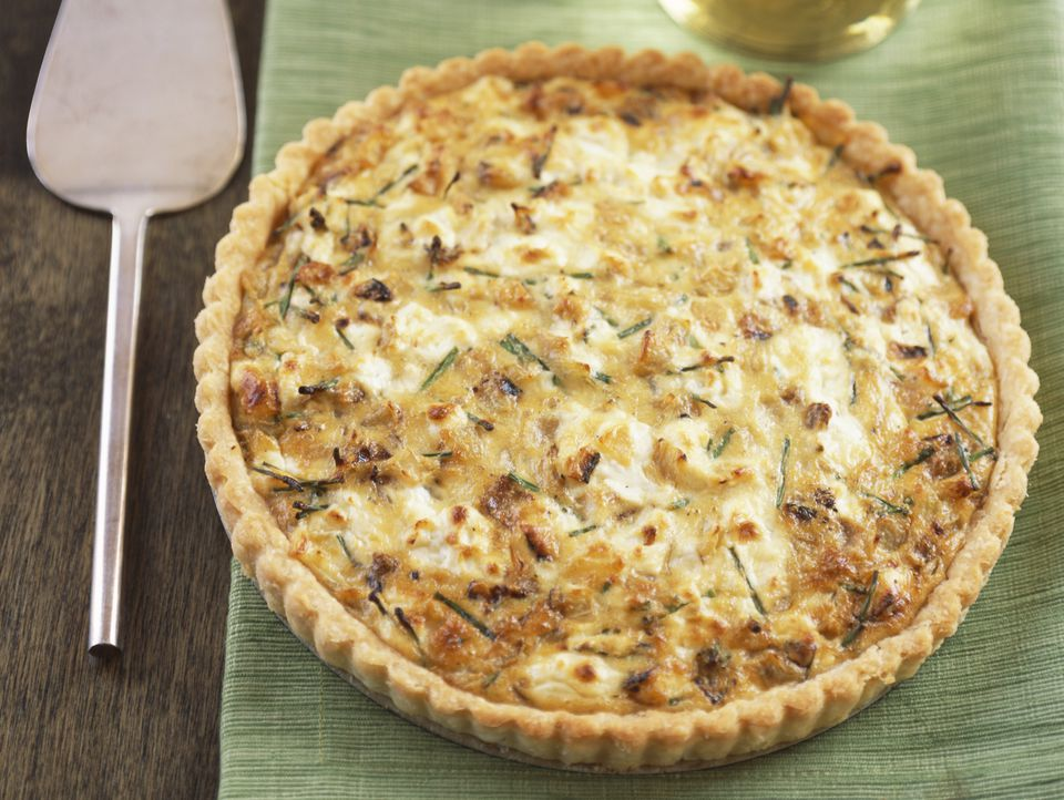Quiche With Sausage