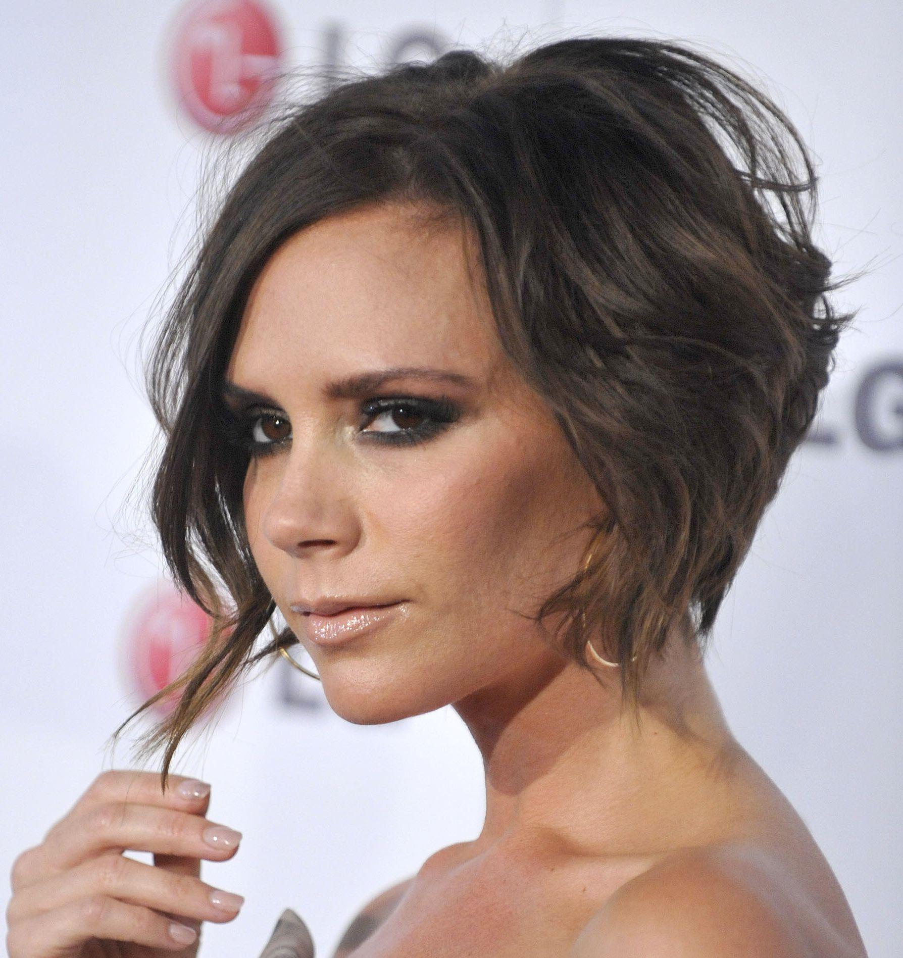 Slideshow: Celebrities With Short Hair