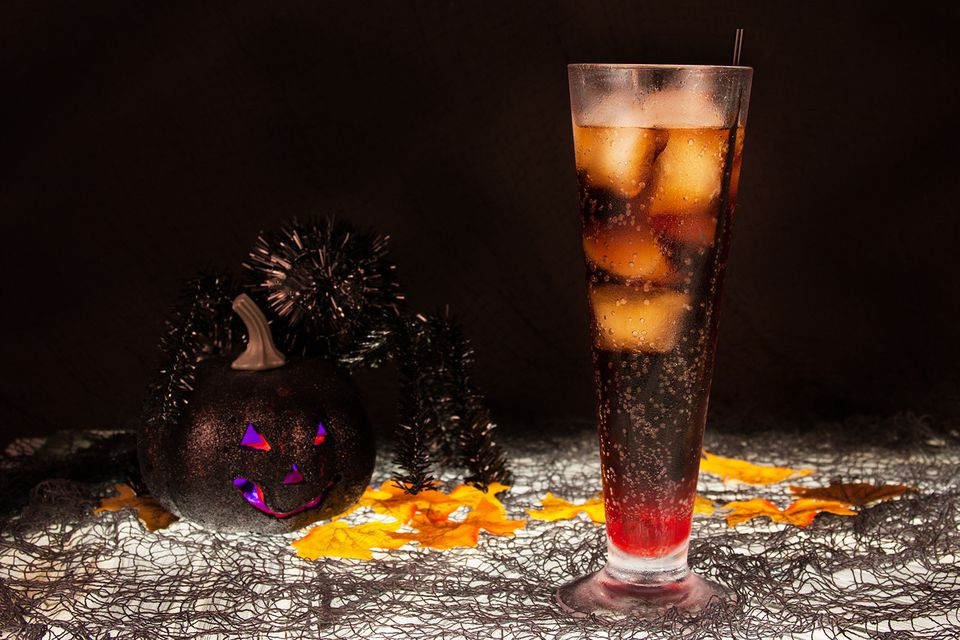 Dracula's Kiss Cocktail