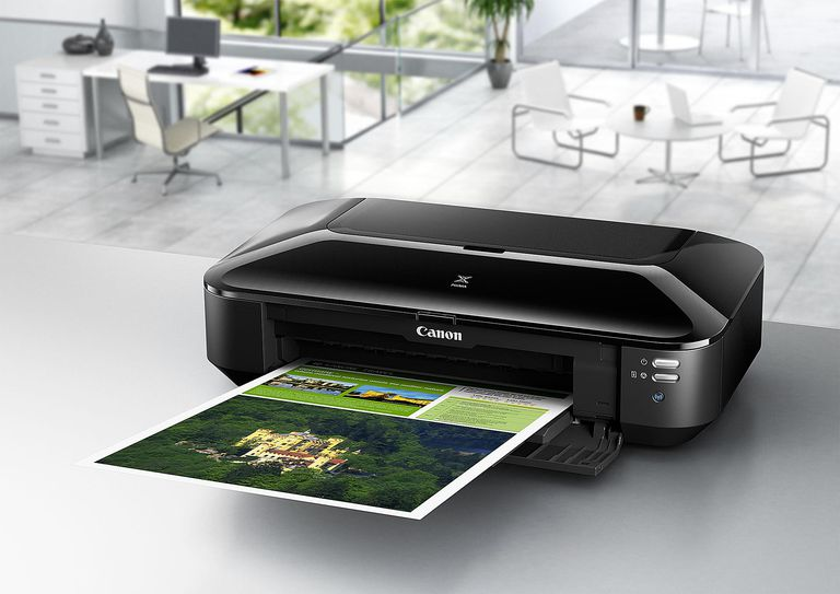 Canon's Pixma iX6820 supertabloid photo printer