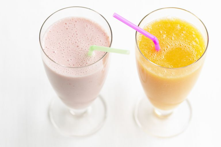 Smoothies with less than 300 calories each.