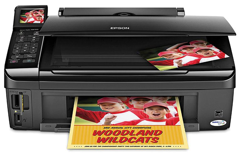 Epson Stylus NX515 All-in-One Printer