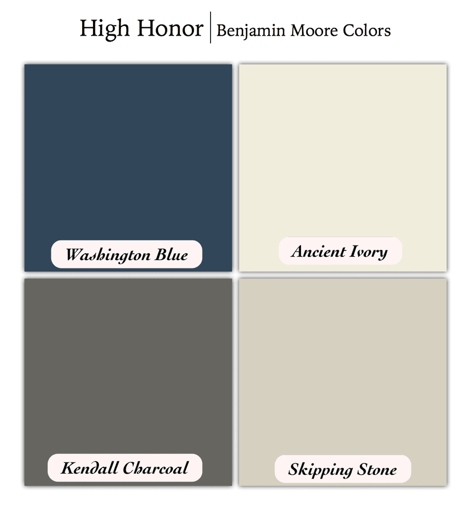 Most-Pinned Color Palettes