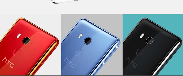HTC U EYEs