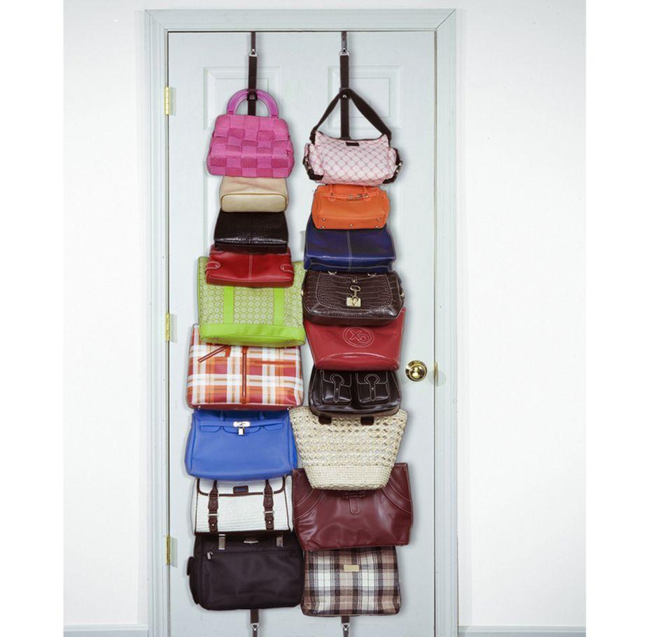 I M Glad I Exist Small Space Solutions: Easy Handbag Storage Ideas