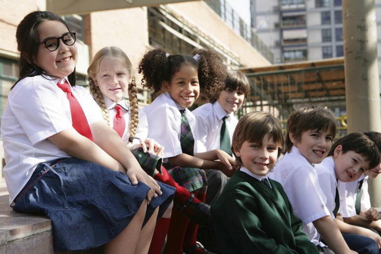 Private school children