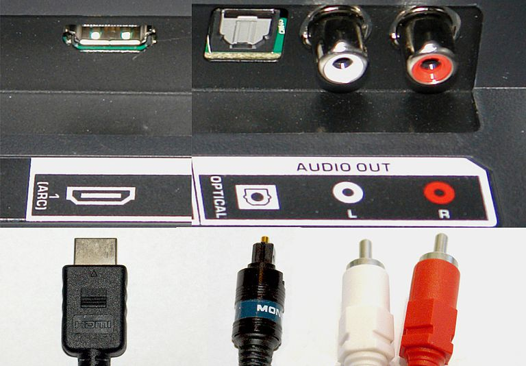 Connect Your Tv To An External Audio System For Better Sound