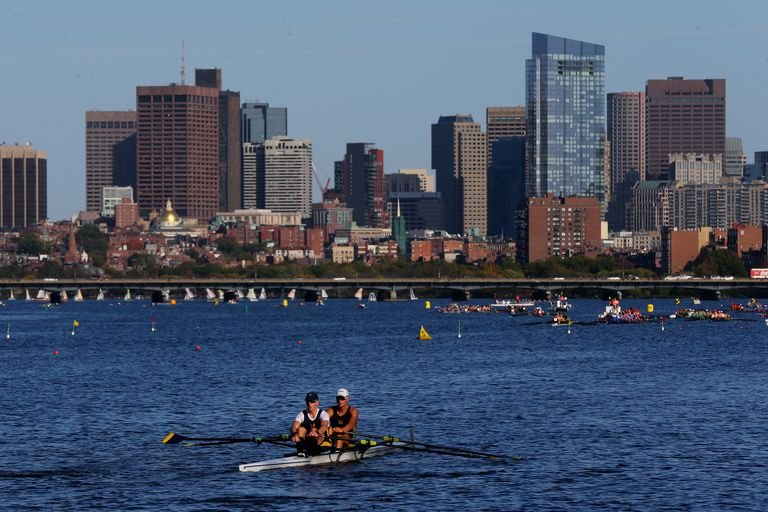 Boston is home to hundreds of thousands of college students.