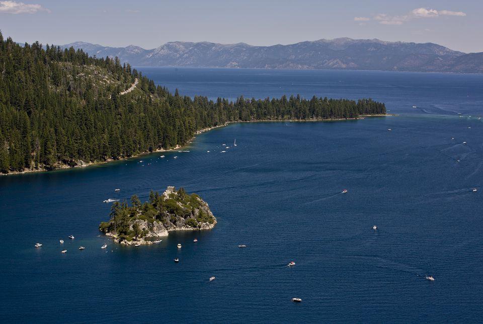 Exploring South Lake Tahoe
