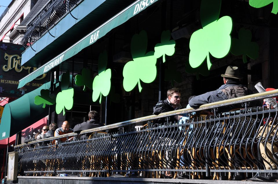 How to beat Montreal St. Patrick's Day crowds and actually score a seat in one of the city's top Irish pubs.