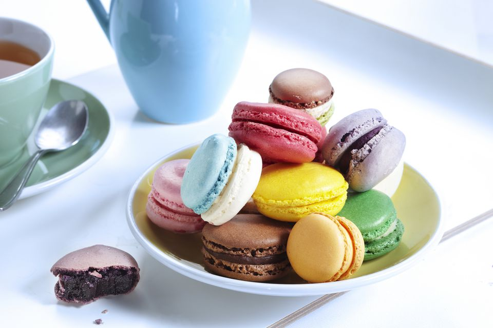 14 classic french christmas dessert recipes french macarons sodapix sodapix getty images forumfinder Images
