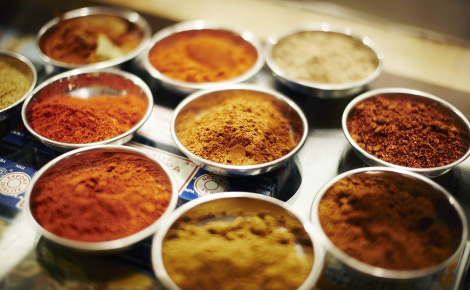 BBQ rub spices