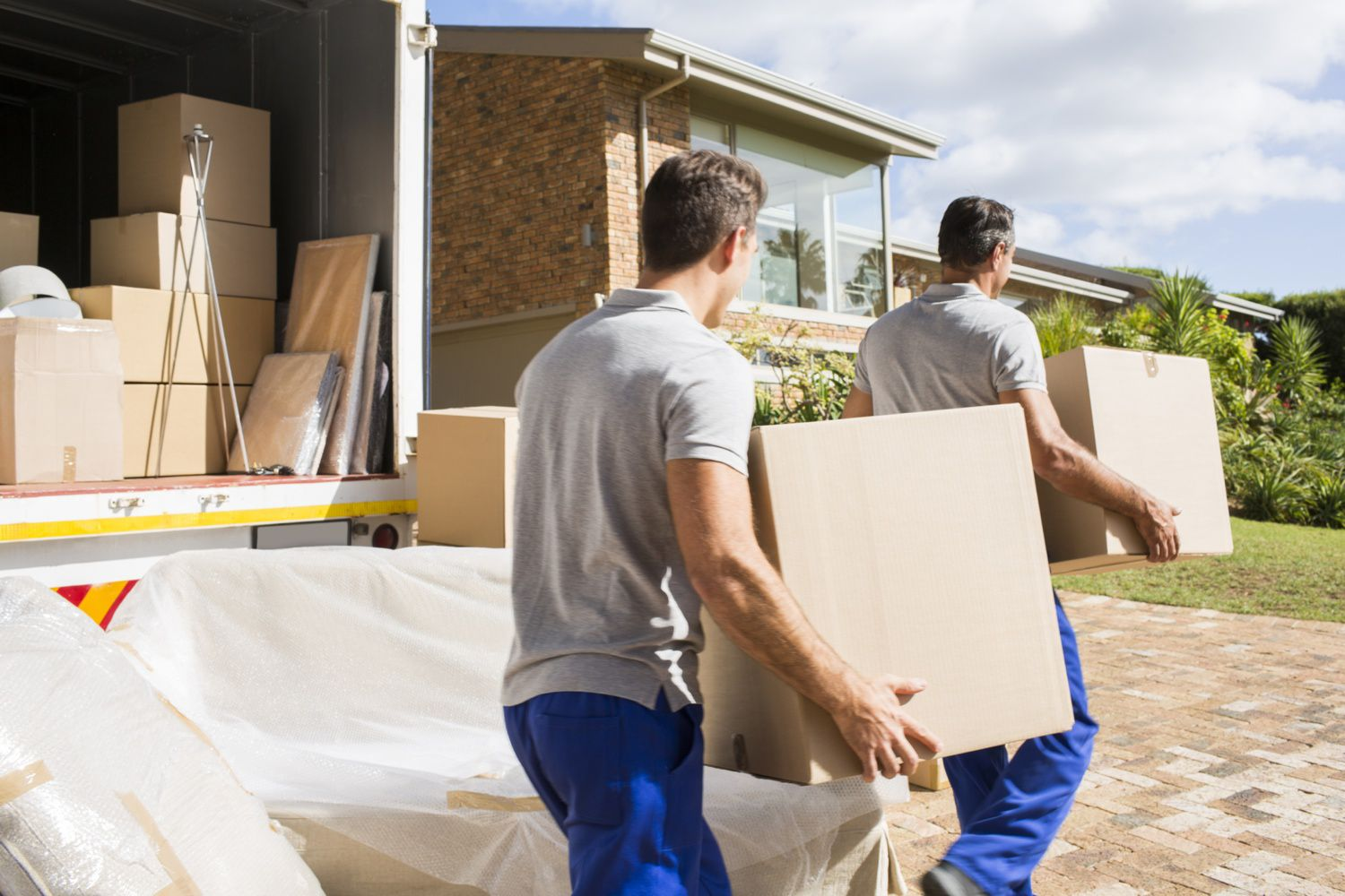 Extra fees movers can charge when moving house for Moving home pictures