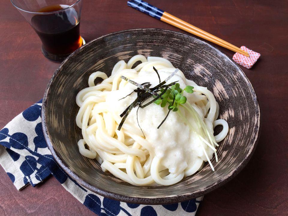 Hiyashi Yamakake Udon