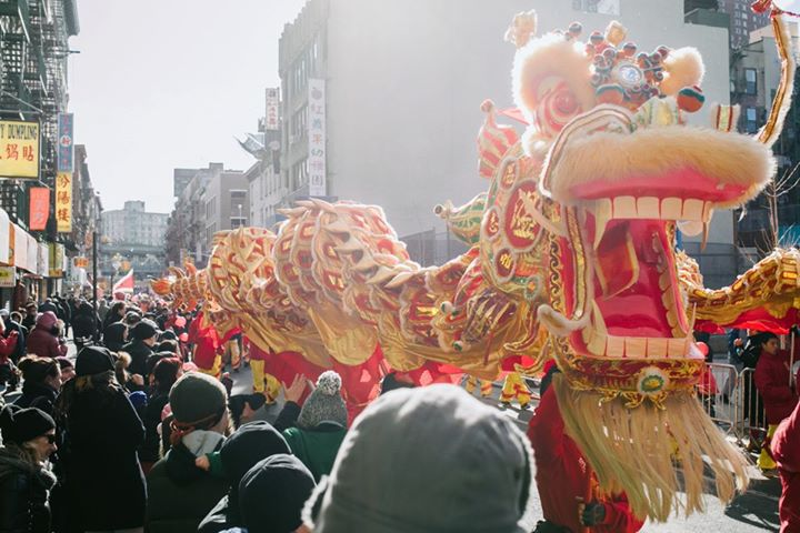 lunar new year parade - Chinese New Year Celebrations