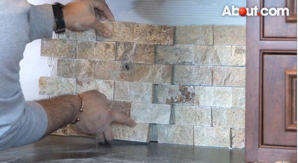 Kitchen Backsplash Stone the best backsplash materials for kitchen or bathroom