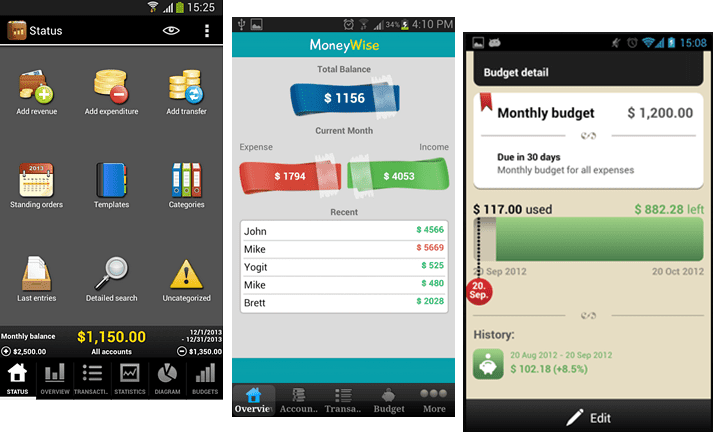 Android budget apps - 2014 top picks