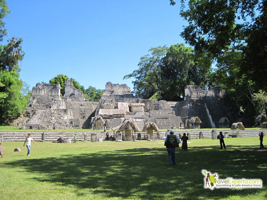 Interesting Facts About Central America - 7 ancient ruins of central america