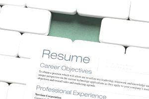 Resume Keyboard